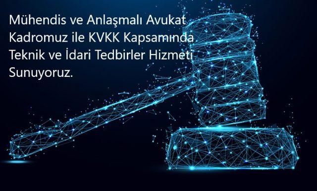 BD Bilişim Danışmanlık, KVKK hizmetleri